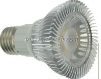 ETL UL 3000K 120V E26 5W Dimmable PAR 20 LED Light Bulbs