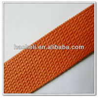 1.25 inch woven cotton webbing strap for bags