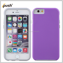 anti-skid PC+TPU combo Phone Cover For iPhone6