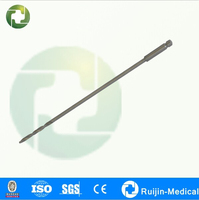 made in china right instrumental stainless AO drill bit for heart surgery instruments