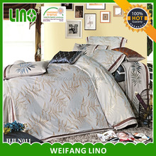 removable cover bed pillow/bright color comforter sets/massage bed cover
