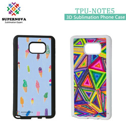 2015 most popular TPU Phone Case for Samsung Glalaxy N5