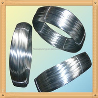 Hot dipped galvanized iron wire construction