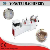 plastic pedicure strip cover making machine
