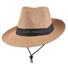 2015 New Design Cheaper Summer Beach Man Hat