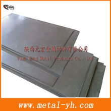 Thickness 2mm nickel 201 sheet astm b162 in stock