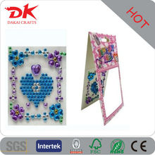 Wholesale bling sticker/crystal rhinestone decor