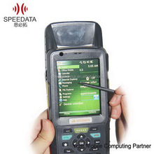 High Industrial Class Wireless Data android 4.4 pen type barcode scanner