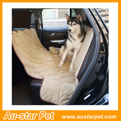 Waterproof Quited Car Pet Seat Cover / Dog Car Seat Hammock / Car Travel and Outdoors Dog Bed