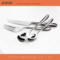 International 18-10 304 stainless steel flatware with your logo