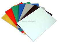 solid pvc board, solid bleached board, pvc skirting board