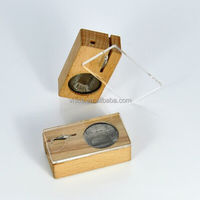 herbal magic flight vaporizer wooden / launch box magic flight vape