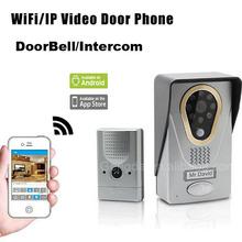 Access control door intercom ip door phone wireless video doorbell