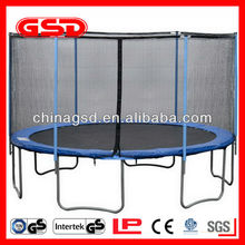 Biggest trampoline with CE and GS