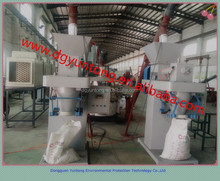 Automate bagging machine/Waste tyres automatic recycling system/recycled rubber powder automatic production line