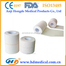 HD-30929 Hypo-allergenic Elastic Adhesive Bandage Sports EAB Feather Edge CE ISO FDA Approved