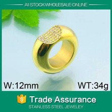 high quality fake brand ring,gold moroccan jewelry