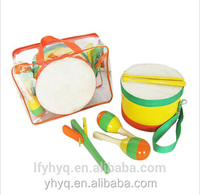 wood percussion musical instruments for children kids toy