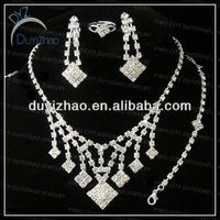 Fashion party jewelry set 2013