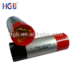 18500 1500mAh ego cigarette battery