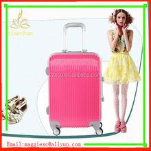 xc-3486 trolley suitcase luggage bag fashion boys rolling suitcase abs pc film trolley suitcases