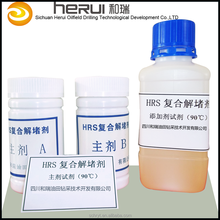 Petroleum Chemical Crosslinked Gel Fluid