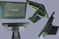 mini pc intel atom n270 cpu best school computer most cheap wall mount pc case AL PC case