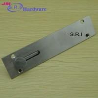 Wholesale price brass door flush bolts for double aluminum doors