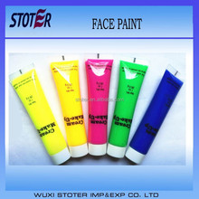 UV NEON FACE BODY PAINT