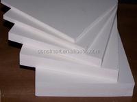 PVC foam sheet pvc rigid foam sheet black