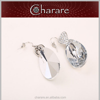 Wholesale pearl and rhinestone cheap chinese earring