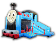 Inflatable bouncer/jumping castle of Thomas