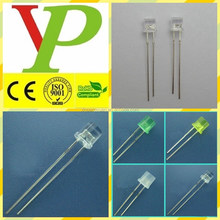 good sales flat top led 5mm white water clear
