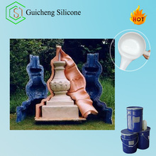 RTV mold silicone for fine art sculptures