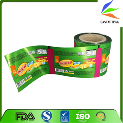 Accept customer order laminated plastic lined biscuit packaging material/plastic bags in roll/clear plastic bags on roll