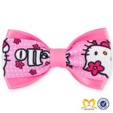 Kids fashion accessories 2015 ribbon bow making machine, diy headband