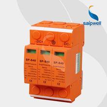 Good Quality manufactory Saip/Saipwell new designed surge protector lightning arrester