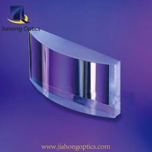 Optical JGS1 plano convex cylindrical lens