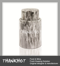 100% test push-type Vacuum wine stopper supplier for friends