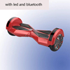 2015 HOT selling smart balance electric board scooter 2 wheels with bluetooth