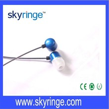 New stereo wired free sample and high definition design earbuds