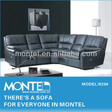 leather modern new design corner designer sofa