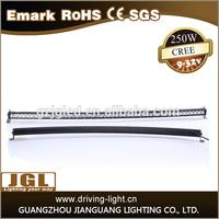 Factory direct sell 12 volt led light bar offroad light bar combo led headlight curved autobar car led light bar 12v