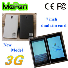 Bulk wholesale 7 inch phone call tablet computer, mini laptop 7 inch with 3g sim card slot