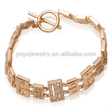 B385 Hot sale bracelet 2012 new modelsbracelets chains bangles bracelet for decoration