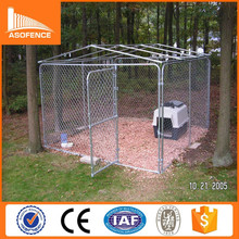 Heavy duty galvanized metal chain link Used Dog Kennels For Sale