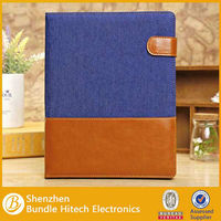 Jeans Case For IPad 2 3 4,For Apple IPad Jeans Cover