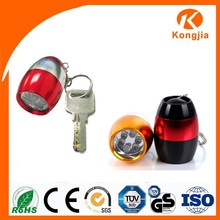 IP65 6 LED Torch Mini Keychain Factory Direct Price Flashlight Torch