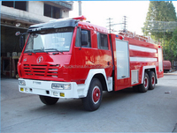Shacman 6x4 fire fighting truck price