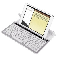 chocolate keycaps colorful wireless bluetooth 3.0 universal aluminum tablet keyboard
